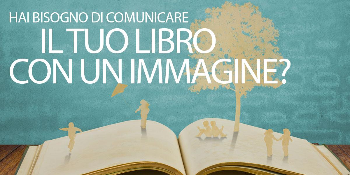 Grafica copertina e comunicazione pubblicitaria libri e casa editrice